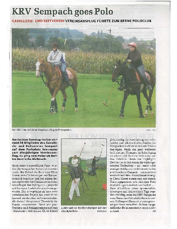 Sempacher Woche 4.10.2012